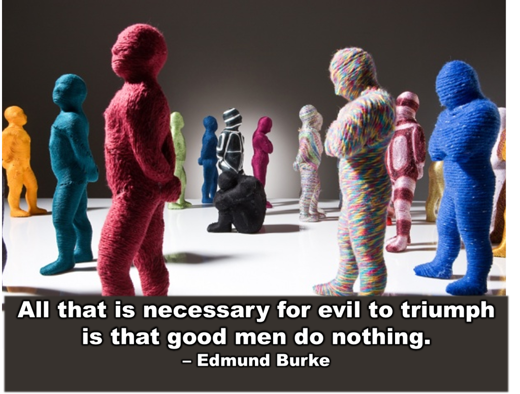 Archer - Edmund Burke quote